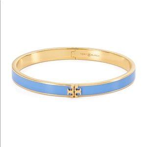 🌟Tory Burch🌟 gold/Himalaya🍃 blue bracelet 🌟✨‼️